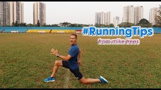 Running Tips Mike Trees Part 2   RUNNING