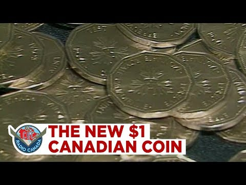 The New Canadian $1 Coin That Wasn't The Loonie, 1986