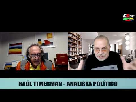Raúl Timerman propone: