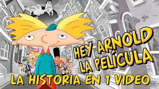Hey Arnold La Película: La Historia en 1 Video