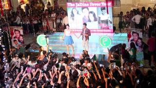 jadine fever tour in cdo fisher mall and sta lucia east grand mall