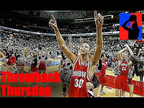 Stephen Curry Davidson Highlightsᴴᴰ