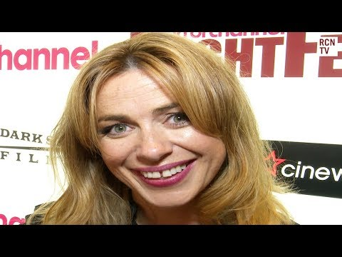 Eve Myles  Eat Locals Premiere