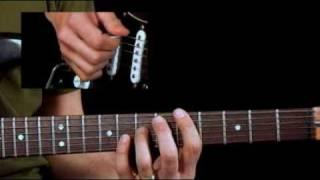 Guitar Lesson - Chris Buono - Funk Fission - Pogo Stick - Riff Breakdown
