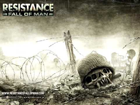 Resistance Fall Of Man  Main Menu LOOP  OST