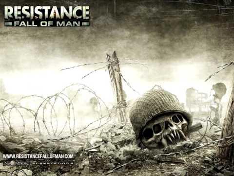 Resistance Fall Of Man - Main Menu (LOOP) - OST