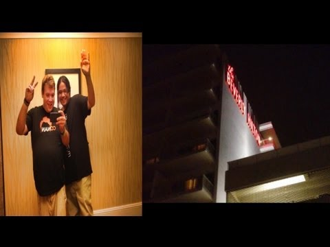 Beverly Hills Hilton Hotel Room