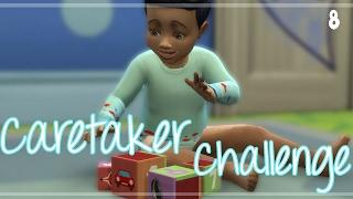 The Sims 4 | Caretaker Challenge | Part 8 | MAXED SKILLS!