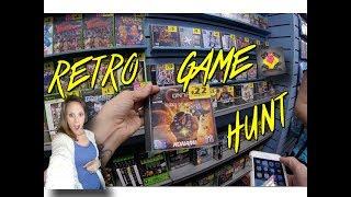 Retro Game Hunting | Neo Geo Pocket Color, SNES Games, Sega Mega Drive, Xbox Games & More TheGebs24