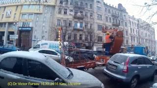 видео Салон красоты возле Богдана Хмельницкого 29/2 на карте киева