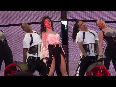 Camila Cabello - Inside Out Live - Levi's Stadium - Santa Clara, CA - 5/11/18 - [HD]