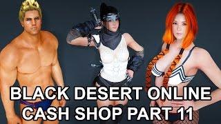 Black Desert Online Cash Shop Update Preview Part 11
