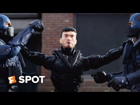 Snake Eyes: G.I. Joe Origins Spot - Snake Eyes Has Something to Say (2021) | Movieclips Trailers