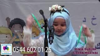 Minik Dualar Yıl Sonu Gösterisi 15. Perde Peygamberler Rondu - Renkveren