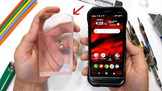 A NEW Sapphire Smartphone?! - Ultra Rugged or Ultra Premium?