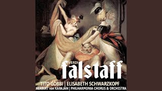 Falstaff: Act III, Scene 2