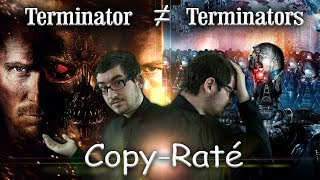 Copy-Raté : Terminator / Terminators