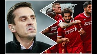 WTF GARY NEVILLE: 'LIVERPOOL SHOULD IGNORE CHAMPIONS LEAGUE & FOCUS ON THE LEAGUE' - RANT
