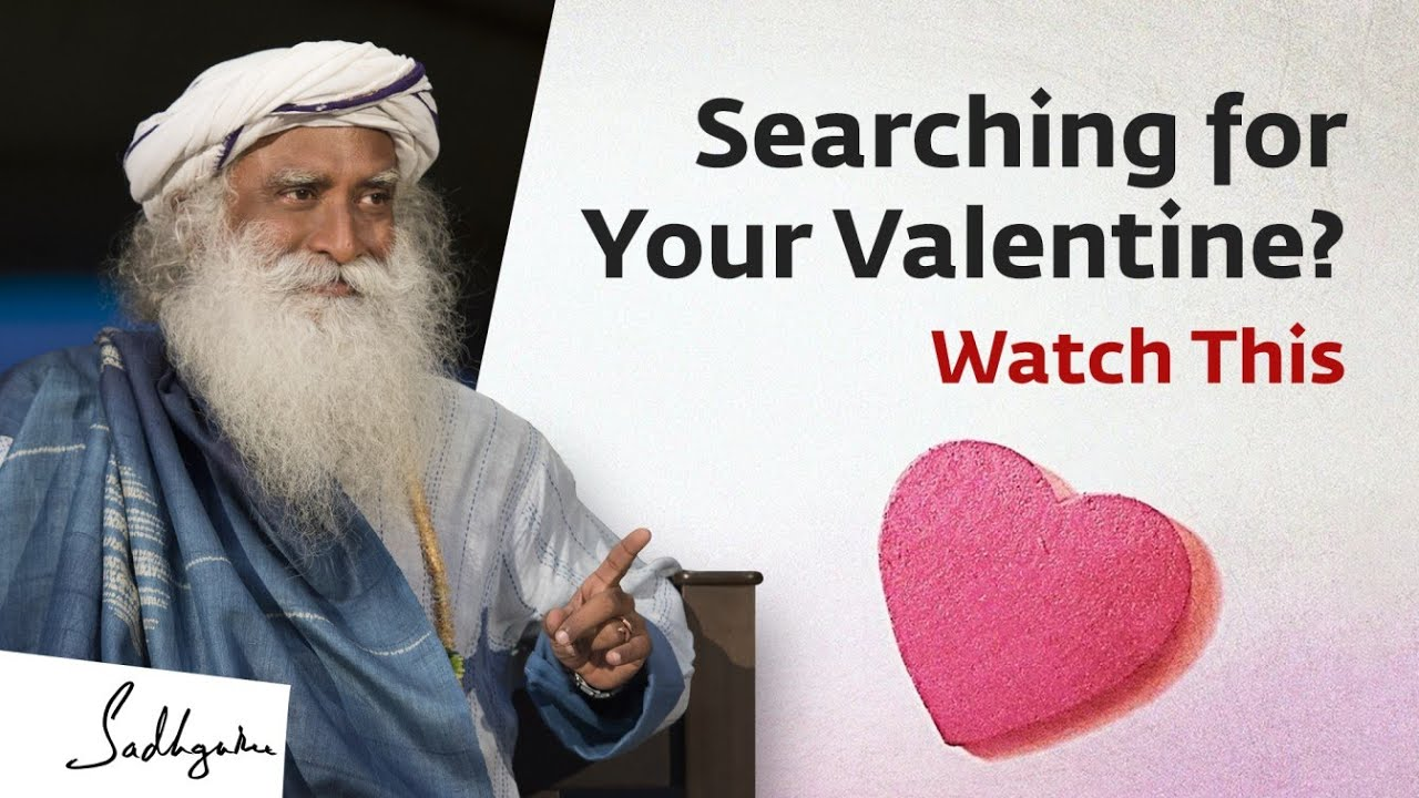 Longing for Love | Sadhguru - YouTube