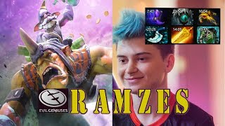 Ramzes Pro Alchemist 9kmmr -  Fists itch![2140p]