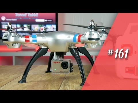 Syma X8G , die perfekte Drohne für Anfänger ? // Teil 1/2 // deutsch // in 4K // #161