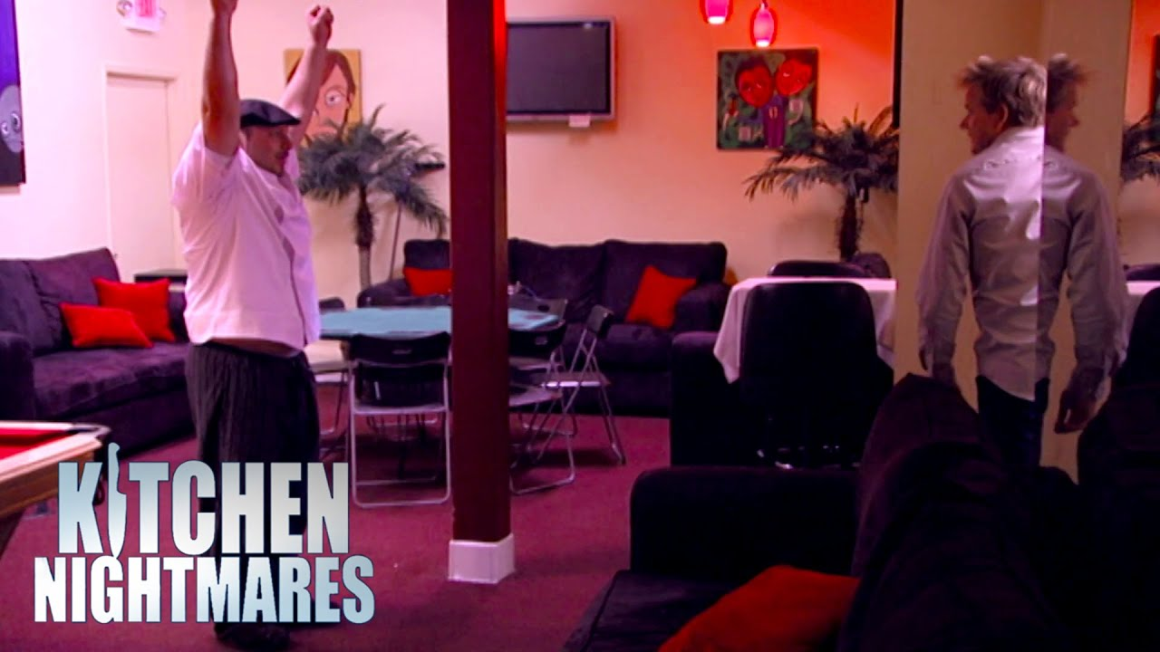 Owner CHEERS As Gordon Leaves | Kitchen Nightmares