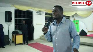 MC PILIPILI STAND UP COMEDY LIVE EXCLUSIVE PART 1 CHUO CHA KAMPALA LIVE PART 1