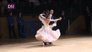 UK Open 2015 -  Final Solo Presentation -  Amateur Ballroom