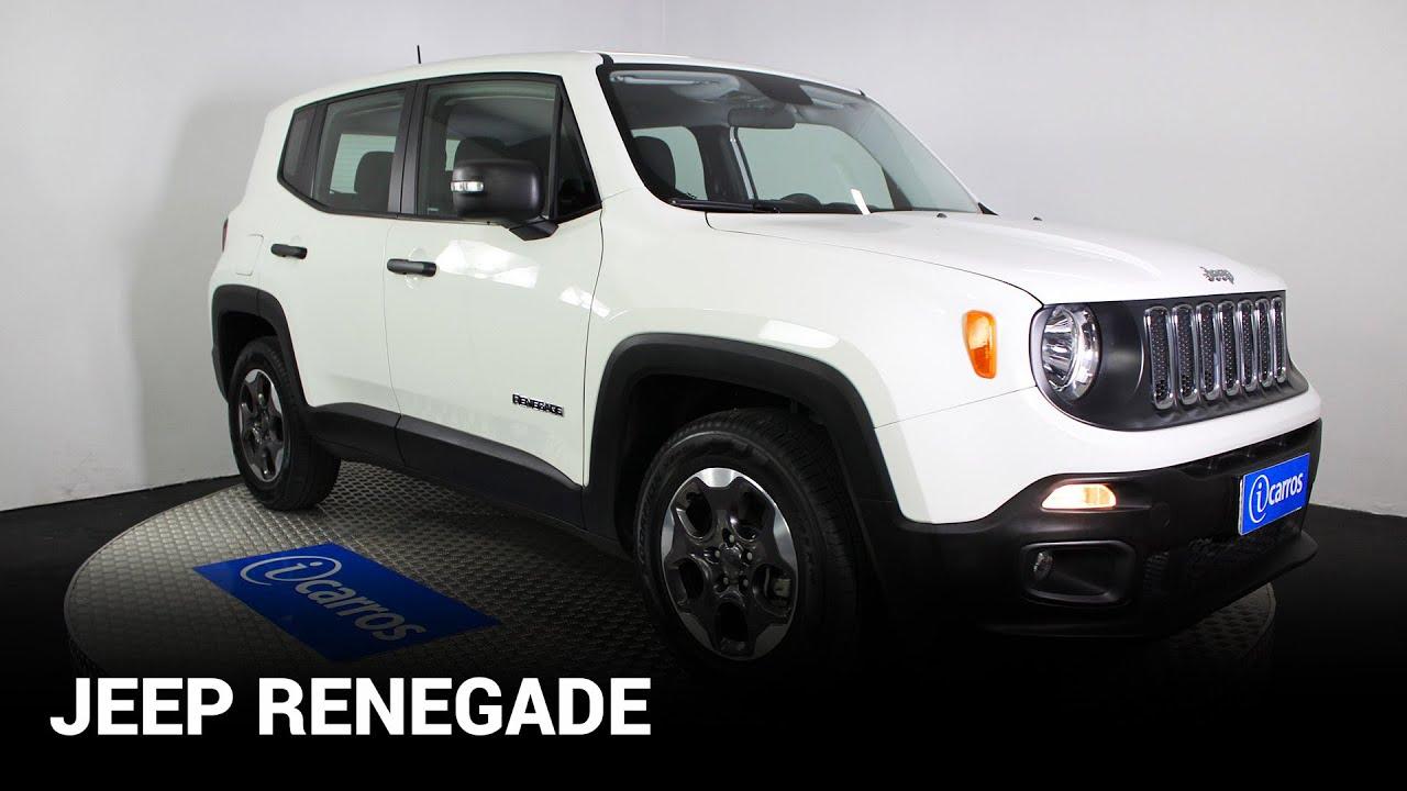 Jeep Renegade 360º Completo Exterior E Interior Youtube