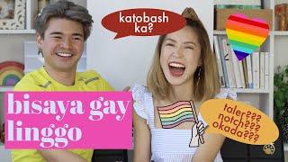 Bisaya Gay Linggo Challenge #pride | Kryz Uy
