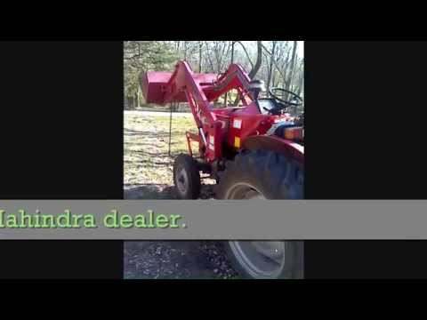 Mahindra Tractor Electrical - YouTube