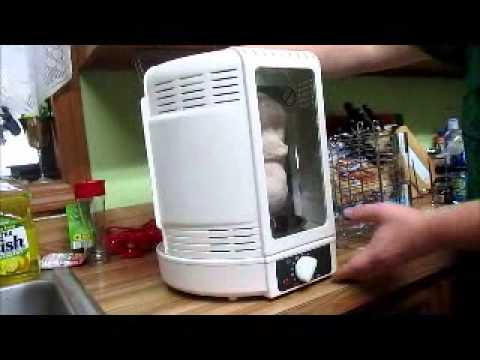 Product Review Nutrichef Kitchen Vertical Countertop