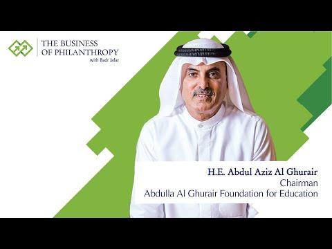 H.E. Abdul Aziz Al Ghurair; A Conversation with Badr Jafar