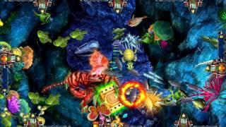 Tiger Strike™️ - Skilled Fish Hunting Video Arcade Game Machine