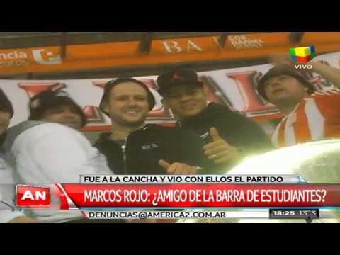 Marcos Rojo se subió al paravalanchas y desató la polémica