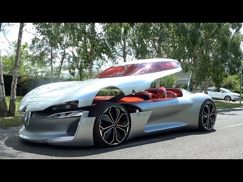 Top 10 Craziest Concept Cars 2019 Youtube