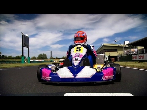 Tiff And Jason Take On Go Karting - Fifth Gear