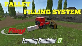 FS | 17 | Mods FLIEGL PALLET FILLING SYSTEM