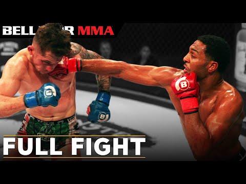 Full Fight | A.J. McKee vs. Brian Moore | Bellator 187