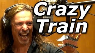 Ozzy Osbourne Crazy Train Cover - How To Sing Ozzy - Ken T lin Vocal Academy.mp3