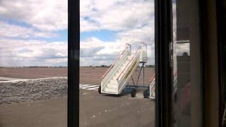 Прибытие рейса Калининград - Гомель, 28.06.2014