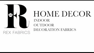 Rex Fabrics Miami: Home Decore Section. Upholstery Fabrics, Indoor-Outdoor Fabrics Thumbnail
