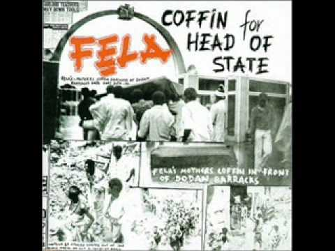 Fela Kuti - Coffin for Head of State Pt. 1