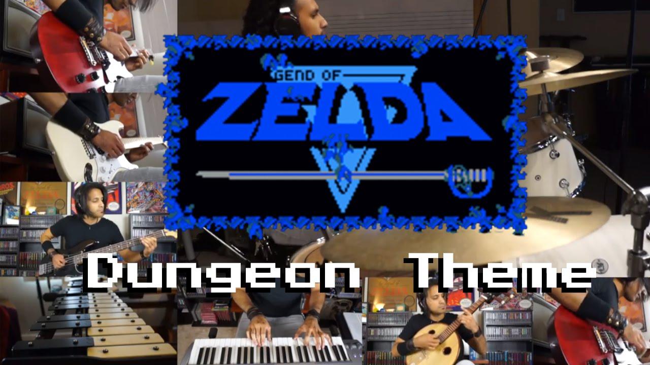 Zelda Dungeon Theme Piano Tabs 117