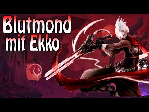 SPIELMODUS BLUTMOND - Assassine Ekko