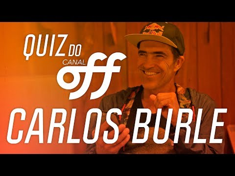 Carlos Burle | Quiz do Off | Canal Off