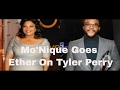 Mo'nique Heated Phone Conversation With Tyler Perry video