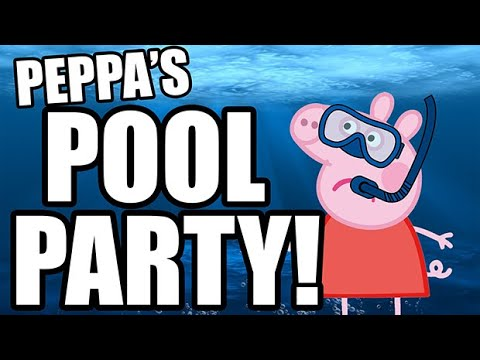 Peppa's Pool Party!