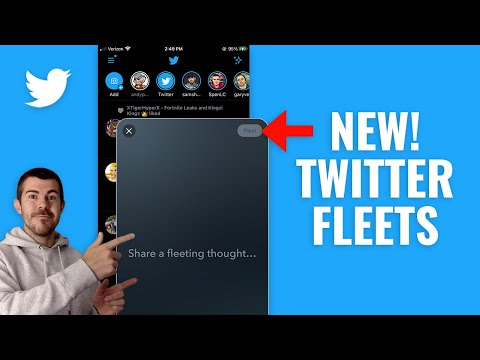 How to Post Twitter Fleets