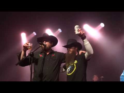 Paul Cauthen and Cody Jinks - Luckenbach Texas - Portland, OR - Backroader21